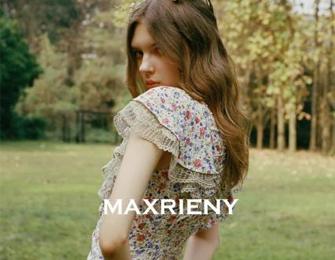 MAXRIENY爱之花语系列 仙女复古风女装夏装,圆满爱情相守